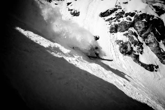 powder in cortina free riding staunies north guidecortina