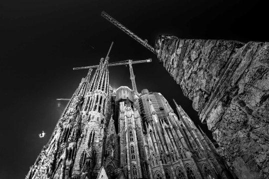 Sagrada Familia, Barcellona Gaudì
