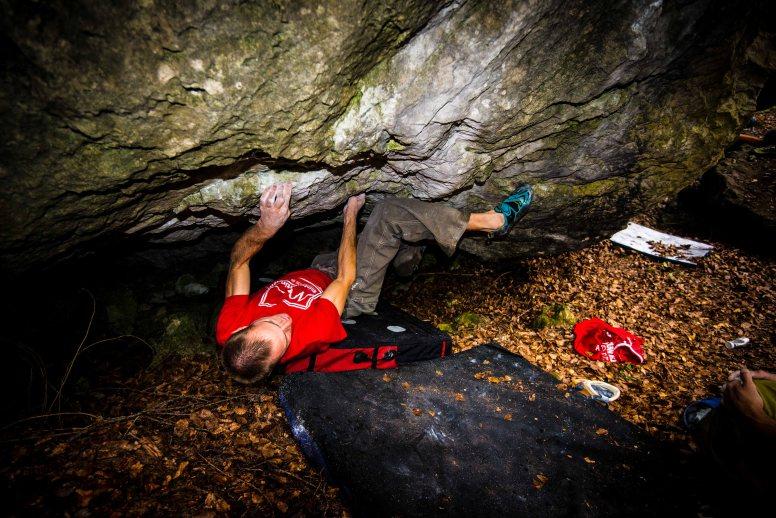 Brush Climbing Volpera 2016 Mauro Devich