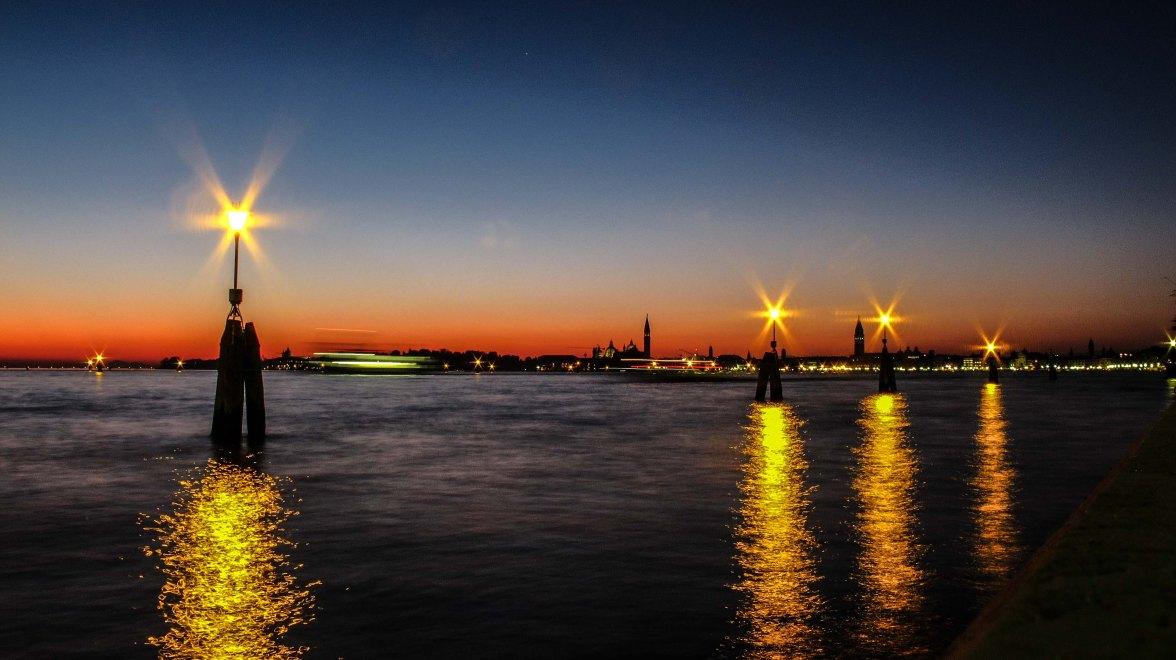 Luci e Tramonti a Venezia