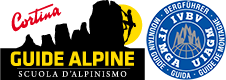 logo guide alpine cortina uiagm